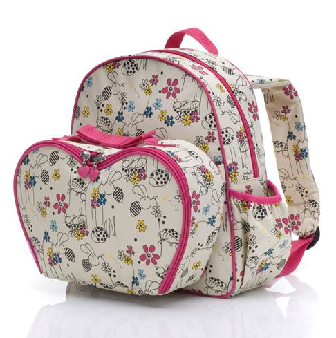 Babymel Kids' Explorer Backpack- Buzzy Bee